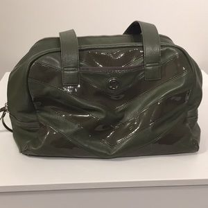 Lululemon bag in green